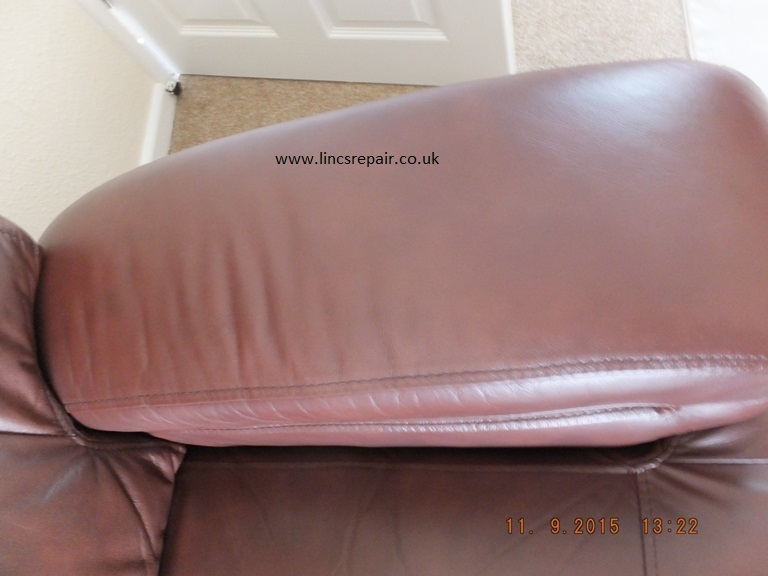 Brilliant Leather Cleaning Repair Leather Furnitue Repair In Lincoln Gmtry Best Dining Table And Chair Ideas Images Gmtryco